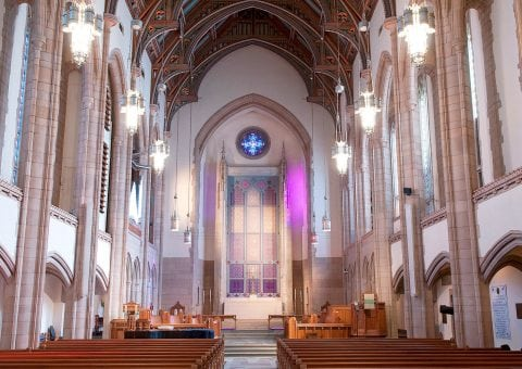 Advanced Audiovisual Solution for Historic Metropolitan Memorial United Methodist Church