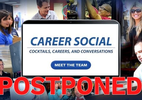 CTSI Career Social – POSTPONED