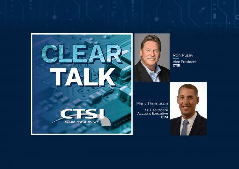 ClearTalk Podcast: Planning a Safe Reopening with Visitor Management & Access Control