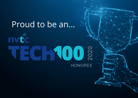 CTSI Named a NVTC TECH 100 Company