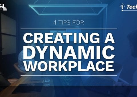 Is Your Workplace Dynamic? <br>Don't Get Left Behind.